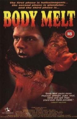 Body Melt poster