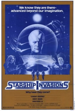 starship invasions movie poster