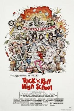 Rock n' Roll High School Poster