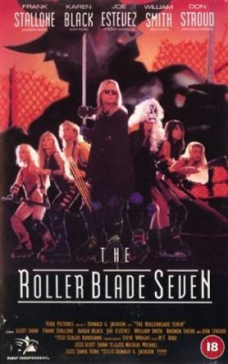 The roller blade seven